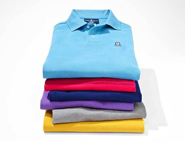 Spring Style: Polo Shirts at MYHABIT