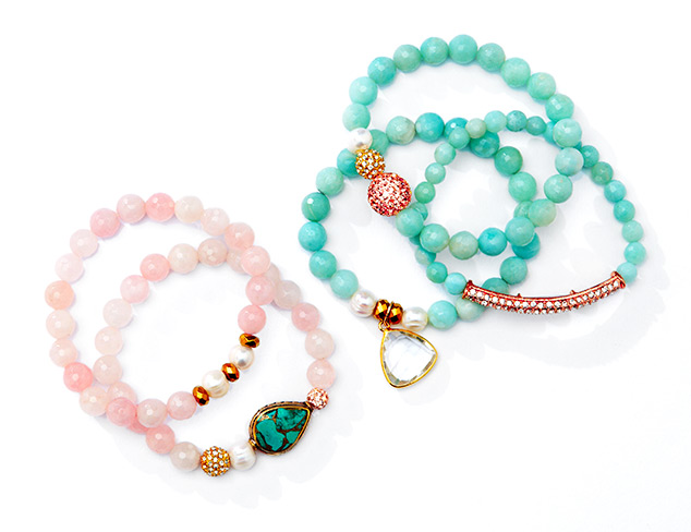 Stacking Bracelets by Devoted at MYHABIT