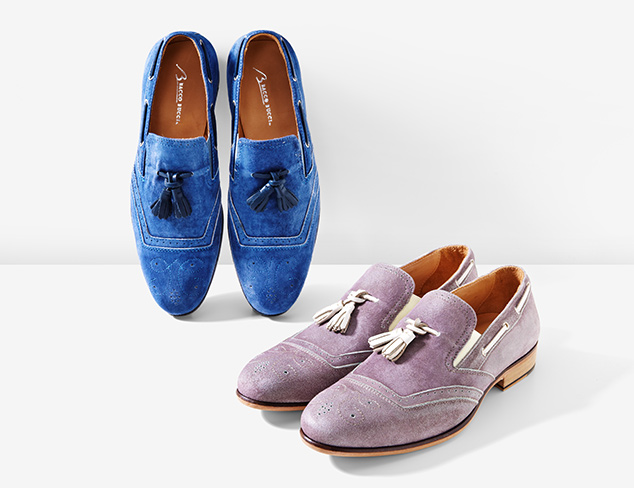 Suede Away: Shoes at MYHABIT