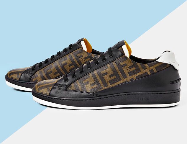 Suit Friendly: Sneakers at MYHABIT