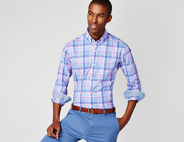TailorByrd Shirts & Polos at MYHABIT