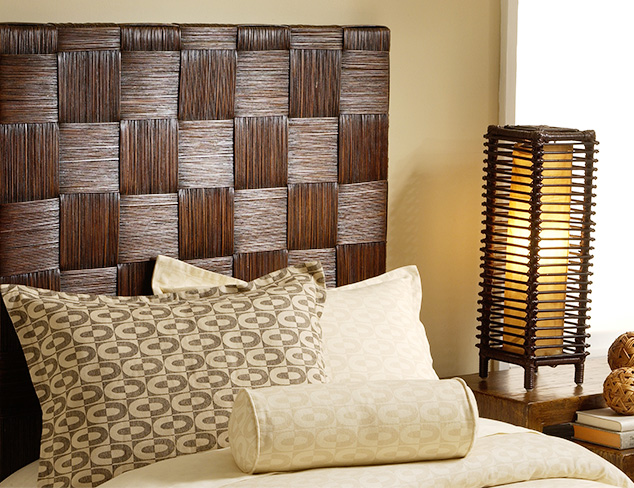 The Global-Inspired Bedroom at MYHABIT