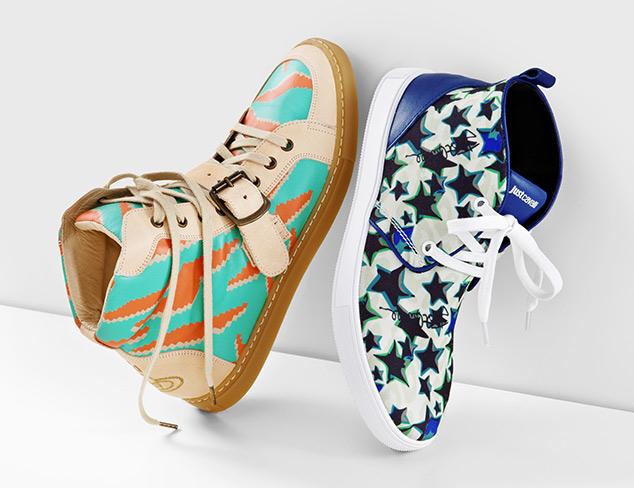 The Hi-Top Sneaker at MYHABIT