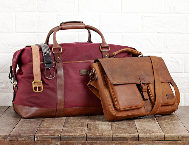 The Savvy Commuter: Bags at MYHABIT