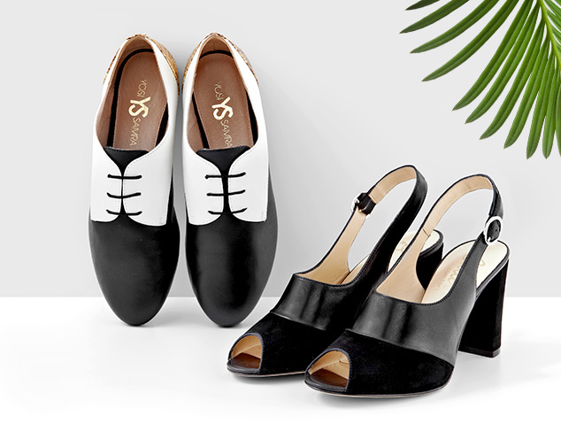 Timeless Style: Pumps & Flats at MYHABIT