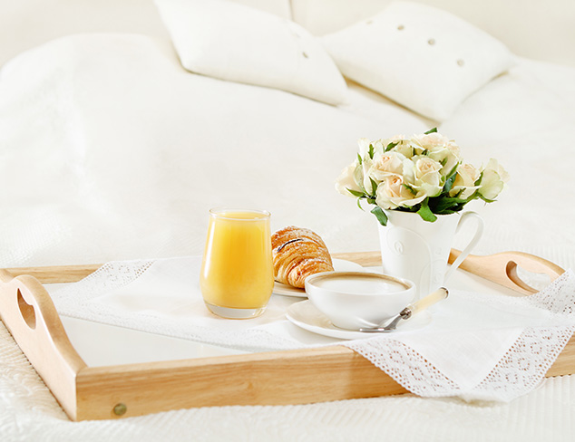Treat Mom to Breakfast in Bed at MYHABIT