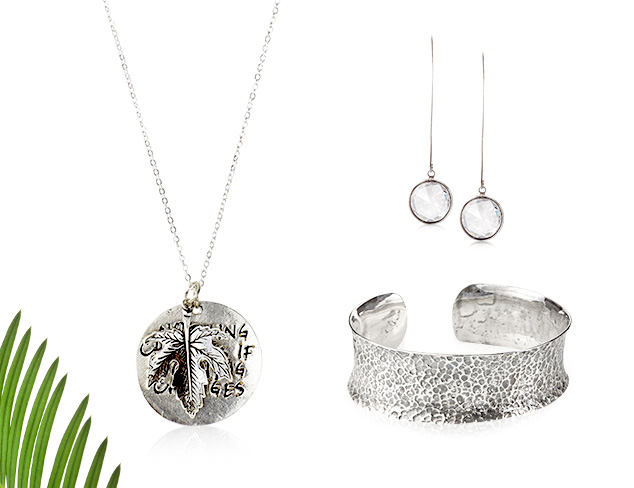 Trending Now: Silver Jewelry at MYHABIT