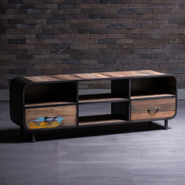 Artemano Two Drawer TV Unit