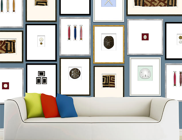 Uniquely Displayed: Shadowbox Artwork at MYHABIT