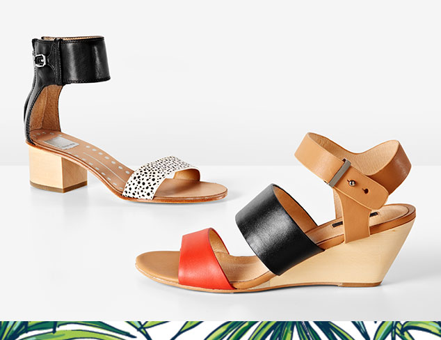 Walk It Out: City Sandals & Wedges at MYHABIT