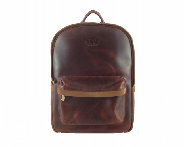 Avallone Handmade Antique Leather Backpack_2