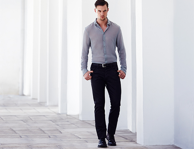 Casual Cool feat. Emporio Armani at MYHABIT