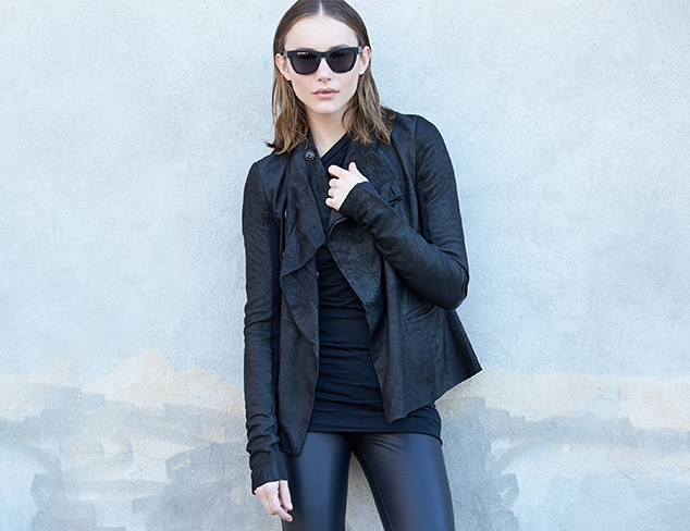 Chic with Edge Downtown Style at MYHABIT