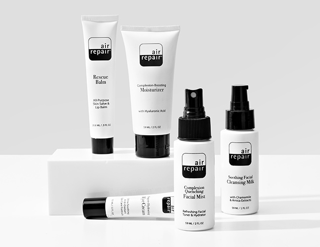 Clear Complexion Skincare feat. Air Repair at MYHABIT