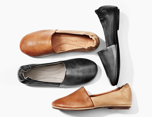 Comfortably Chic Flats at MYHABIT