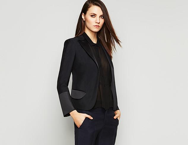 Designer Blazers & Jackets at MYHABIT