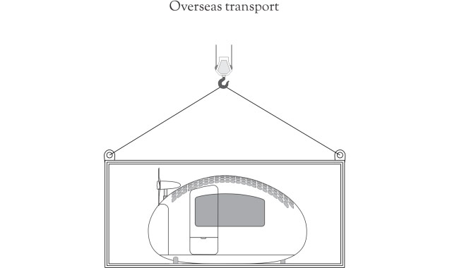 Ecocapsule Low-Energy Portable House_8