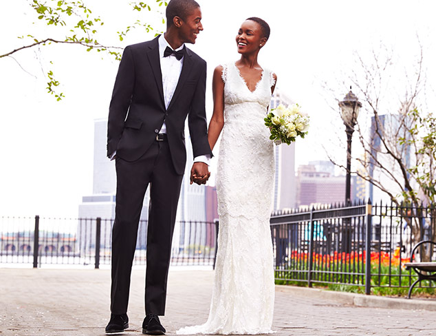 Everything Bride From the Dress to the Shoes at MYHABIT