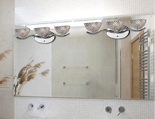 Favorite Lighting for the Bathroom at MYHABIT