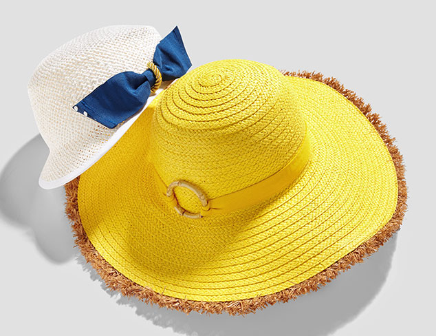 Floppy to Fedora Hats from Magid at MYHABIT