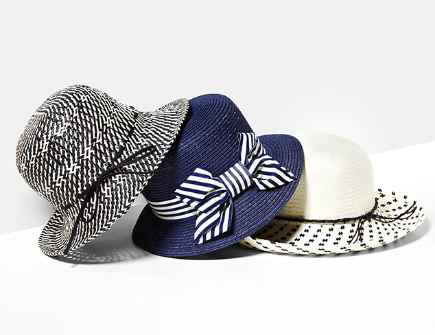 Giovannio Hats at MYHABIT