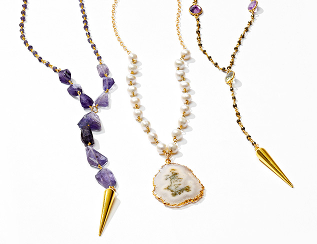 Heather Hawkins Jewelry at MYHABIT