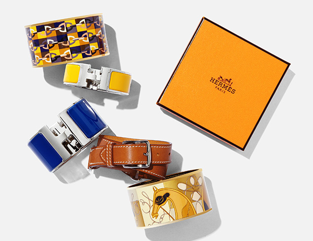 Hermès Jewelry at MYHABIT
