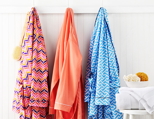 Just $34 Bathrobes at MYHABIT