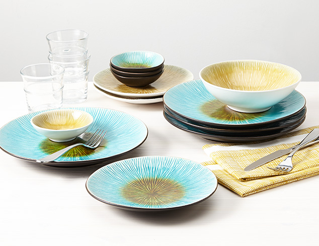 Just $59 Dinnerware Sets at MYHABIT