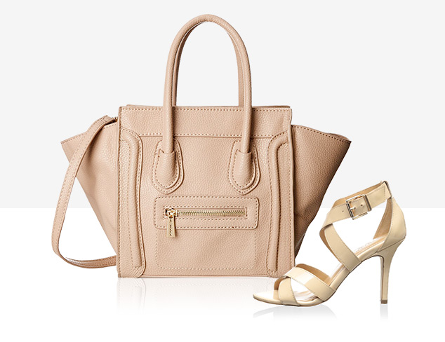 Keep It Neutral: Shoes & Accessories at MYHABIT