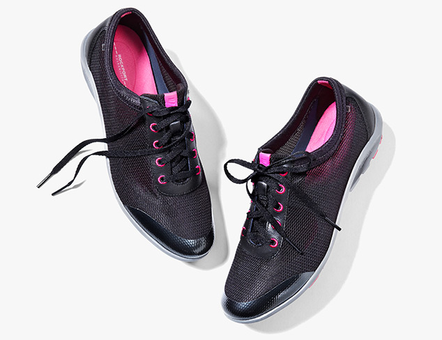 Kick Up Your Feet Casual Shoes feat. Rockport at MYHABIT