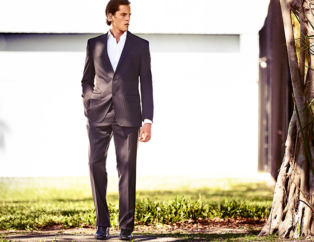 Luxe Suits & Sportcoats at MYHABIT