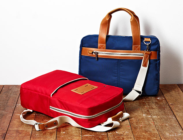 Man About Town Bags & Backpacks at MYHABIT
