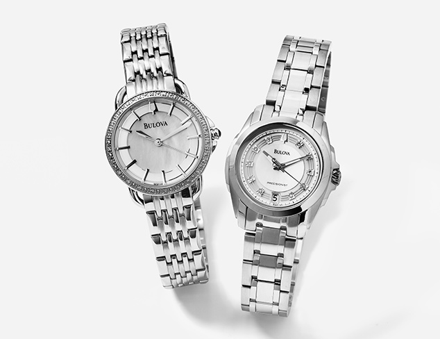 New Markdowns: Watches feat. Bulova at MYHABIT