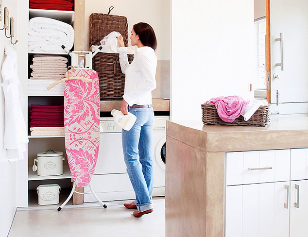 Organize the Laundry Room & Bath at MYHABIT