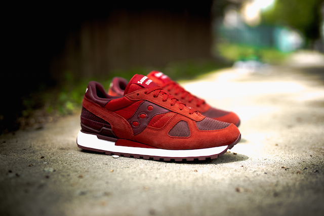 Saucony Shadow Original in Red Burgundy_1