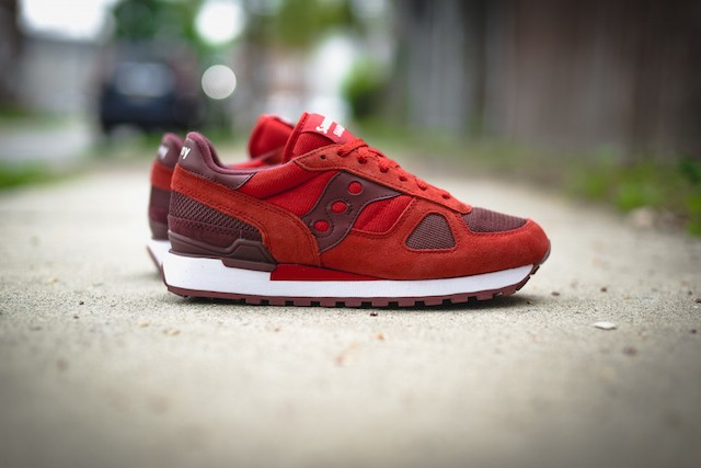 Saucony Shadow Original in Red Burgundy_3