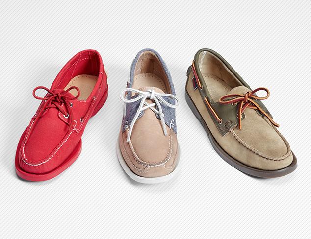 Sebago Shoes at MYHABIT