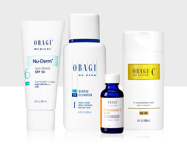 Skincare Science Obagi & More at MYHABIT