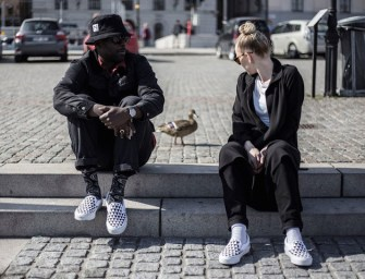 "Sneakersnstuff x Vans OG Classic Slip-On LX ""Stockholm"""
