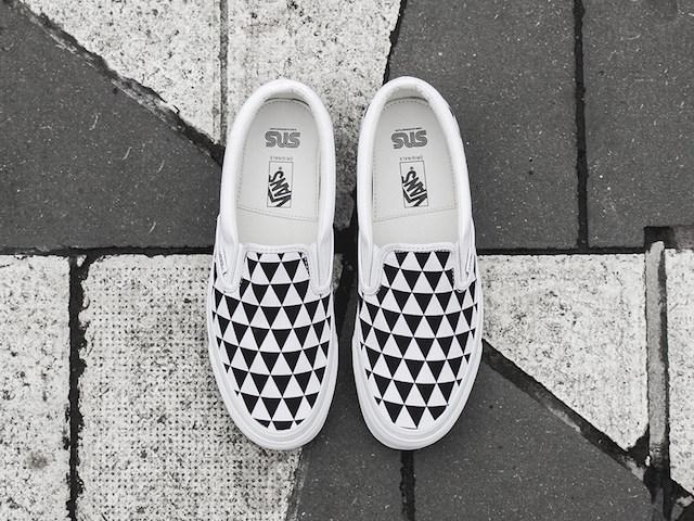 Sneakersnstuff x Vans OG Classic Slip-On LX Stockholm_2