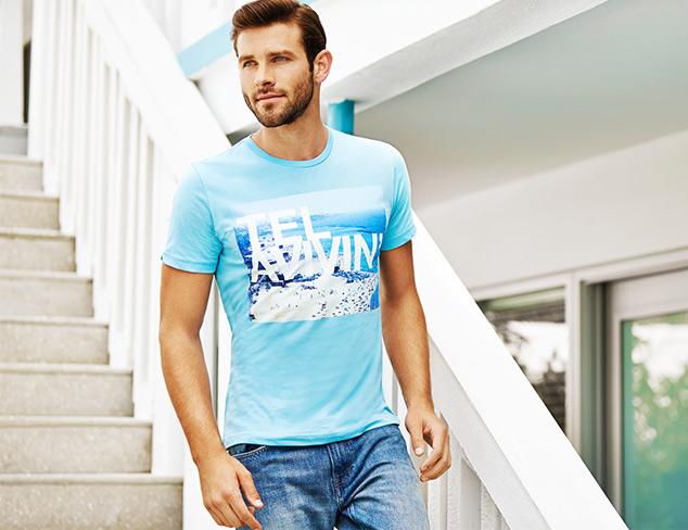 Spenglish Tel Avivin' T-Shirt