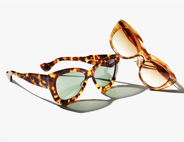 Sunglasses by Color: Tortoise at MYHABIT