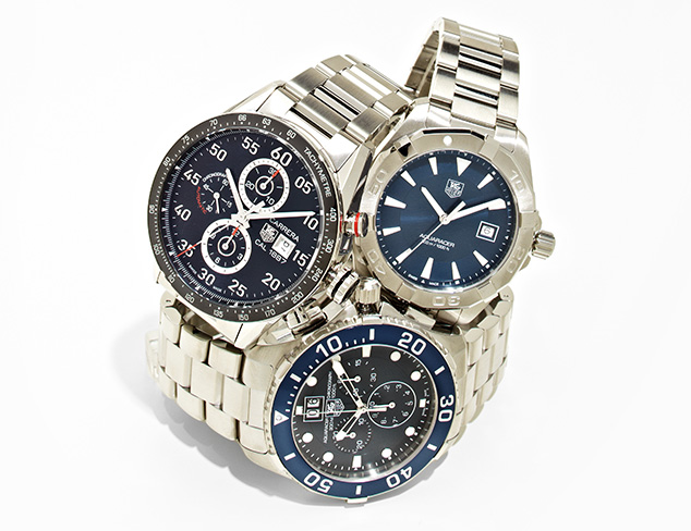 Tag Heuer Watches at MYHABIT