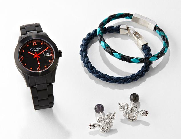 Tateossian Cufflinks, Jewelry & Watches at MYHABIT