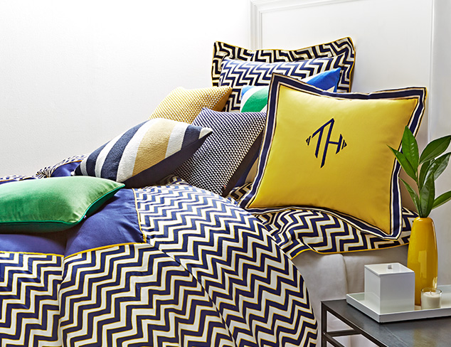 The All-American Bedroom feat. Tommy Hilfiger at MYHABIT