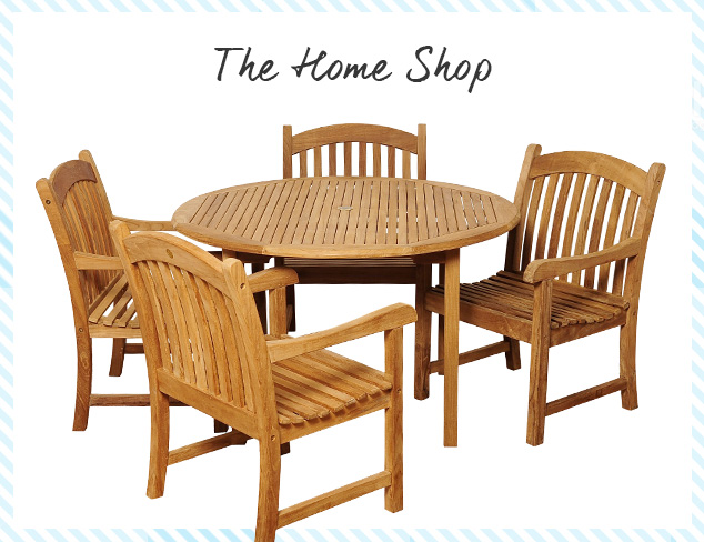 The Home Shop Outdoor Furniture at MYHABIT