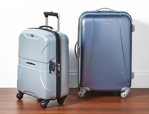 The Seasoned Traveler Luggage & Travel Bags at MYHABIT