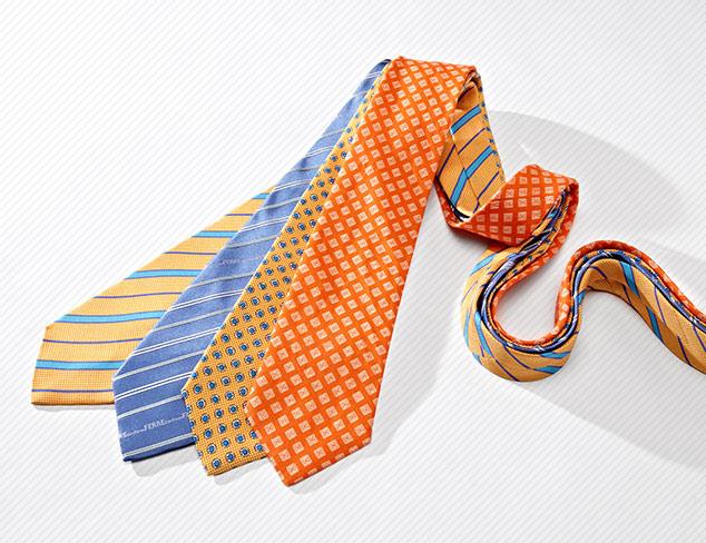 Tie Style: Designer Favorites at MYHABIT
