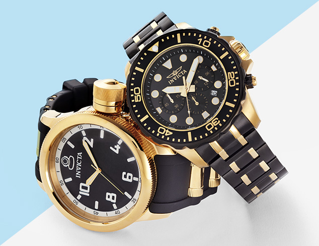 Time for a Statement Bold Watches at MYHABIT